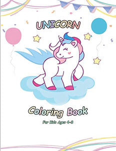 Unicorn Coloring Book: 100 Magical Unicorn Designs for Girls Age 4-8 (Books for Kids)