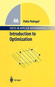 Introduction to Optimization (Texts in Applied Mathematics)