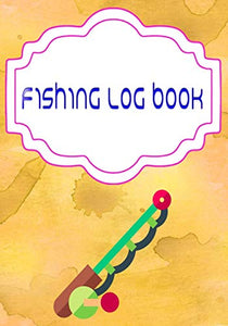 Fishing Fishing Logbook: Bass Fishing Logbook Size 7 X 10 Inches Cover Glossy | Stream - Complete # Prompts 110 Pages Fast Prints.