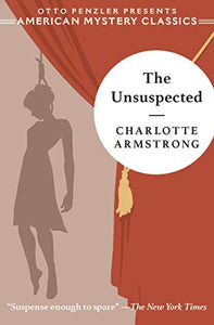 The Unsuspected (Thorndike Press Large Print Mystery)