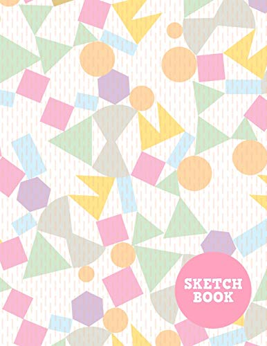 Sketch Book: Cute Note Pad for Drawing, Writing, Painting, Sketching or Doodling - Art Supplies for Kids, Boys, Girls, Teens Who Wants to Learn How to Draw - Vol. 0028