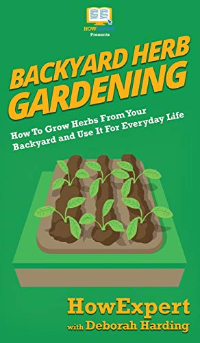 Backyard Herb Gardening: How To Grow Herbs From Your Backyard and Use It For Everyday Life