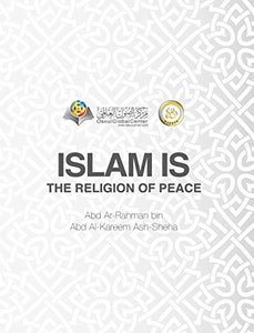 Islam Is The Religion of Peace Hardcover Edition