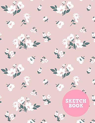 Sketch Book: Cute Note Pad for Drawing, Writing, Painting, Sketching or Doodling - Art Supplies for Kids, Boys, Girls, Teens Who Wants to Learn How to Draw - Vol. 00220