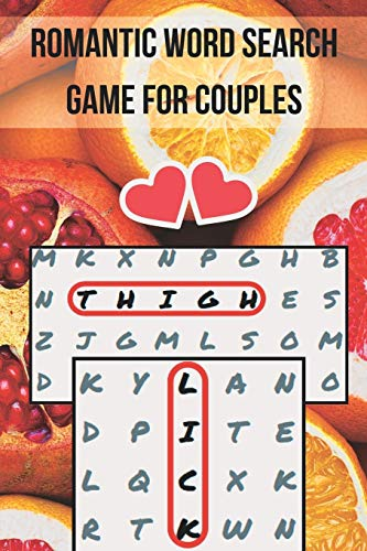 Romantic Word Search Game for Couples: Word Search Challenge for Adults | Naughty Foreplay | Large Print | Puzzle Book | for Boyfriend, Girlfriend, Husband or Wife
