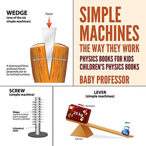 Simple Machines : The Way They Work - Physics Books for Kids | Children's Physics Books