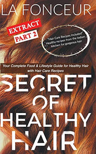 Secret of Healthy Hair Extract Part 2 (Full Color Print)