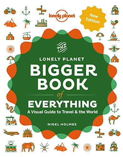 The Bigger Book of Everything (Lonely Planet)