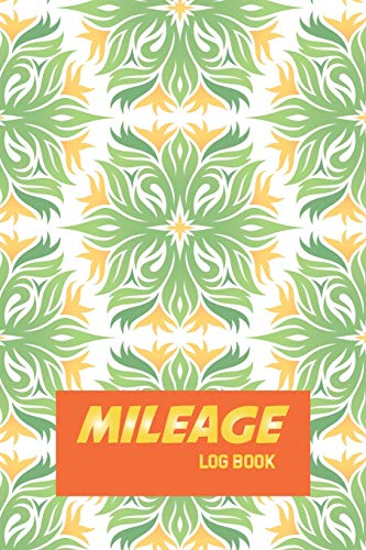 Mileage Log Book: Car Maintenance Notebook