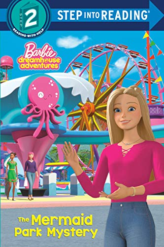 The Mermaid Park Mystery (Barbie) (Step into Reading)