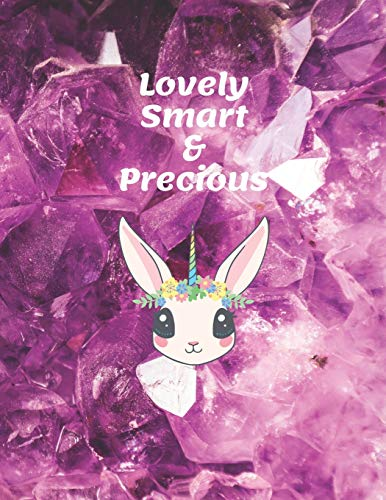 I am Lovely Unique Precious Unicorn Notebook