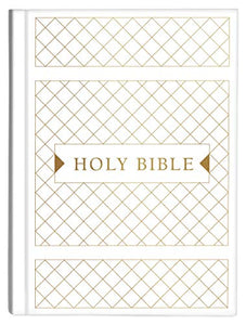 The KJV Cross Reference Study Bible [White Diamond]