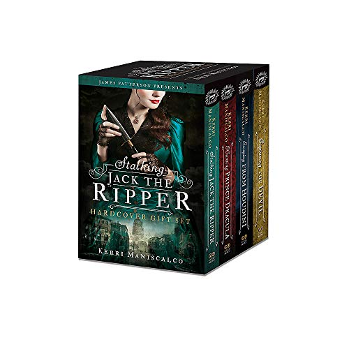The Stalking Jack the Ripper Series Hardcover Gift Set