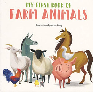 My First Book of Farm Animals (My First Book of Animals)