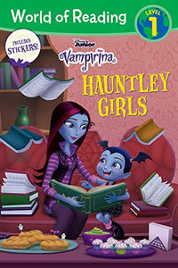 World of Reading Hauntley Girls