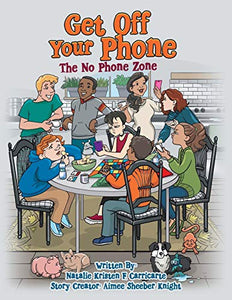 Get Off Your Phone: The No Phone Zone