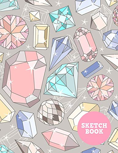 Sketch Book: Cute Note Pad for Drawing, Writing, Painting, Sketching or Doodling - Art Supplies for Kids, Boys, Girls, Teens Who Wants to Learn How to Draw - Vol. A 0370