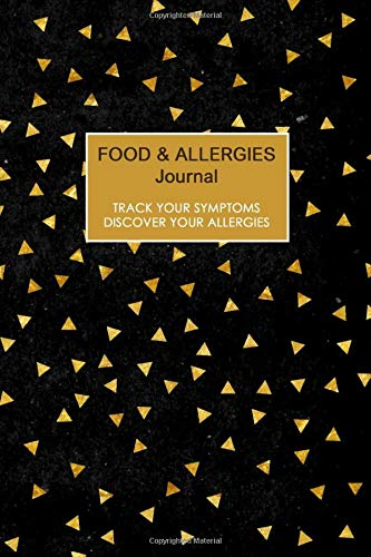 Food & Allergies Journal: 50 days Food Sensitivity Diary | Track your Symptoms and Indentify your Intolerances and Allergies