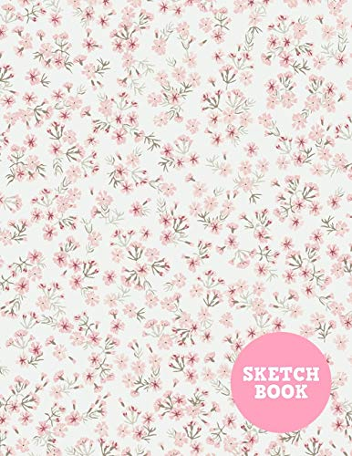 Sketch Book: Pretty Note Pad for Drawing, Writing, Painting, Sketching or Doodling - Art Supplies for Kids, Boys, Girls, Teens Who Wants to Learn How to Draw - Vol. B 0475