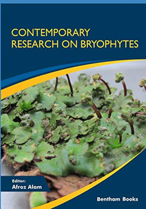 Contemporary Research on Bryophytes (Recent Advances in Botanical Science)