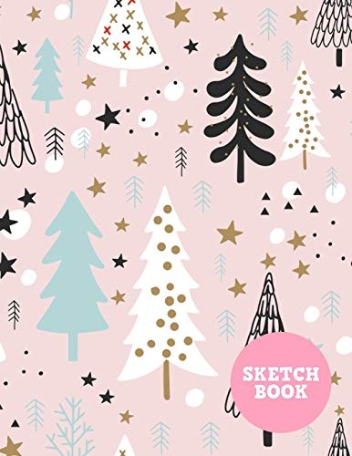 Sketch Book: Cute Note Pad for Drawing, Writing, Painting, Sketching or Doodling - Art Supplies for Kids, Boys, Girls, Teens Who Wants to Learn How to Draw - Vol. 00218