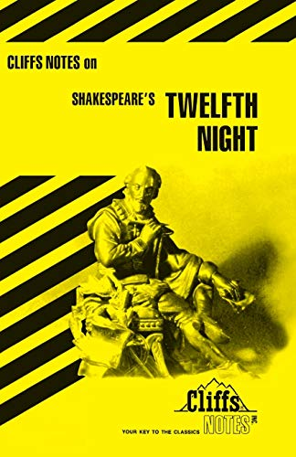 Shakespeare's Twelfth Night (Cliffs Notes)