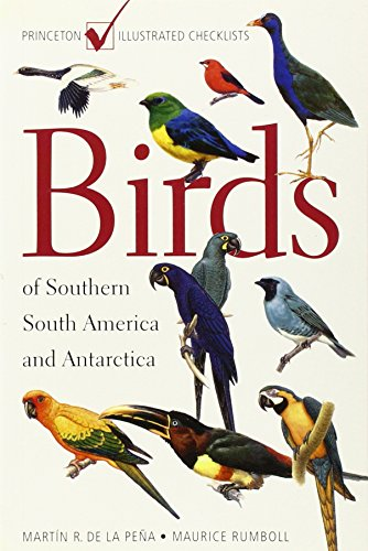 Birds of Southern South America and Antarctica.