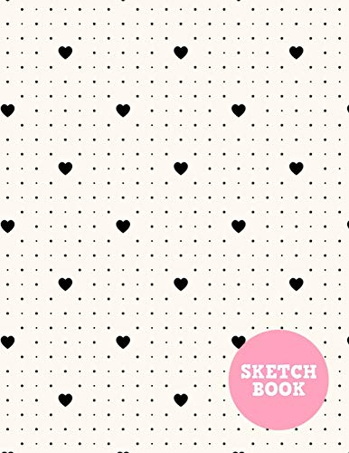 Sketch Book: Simple Note Pad for Drawing, Writing, Painting, Sketching or Doodling - Art Supplies for Kids, Boys, Girls, Teens Who Wants to Learn How to Draw - Vol. 00206