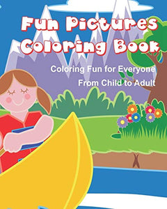 Fun Pictures Coloring Book