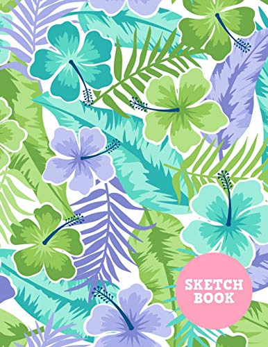 Sketch Book: Nifty Note Pad for Drawing, Writing, Painting, Sketching or Doodling - Art Supplies for Kids, Boys, Girls, Teens Who Wants to Learn How to Draw - Vol. 0008