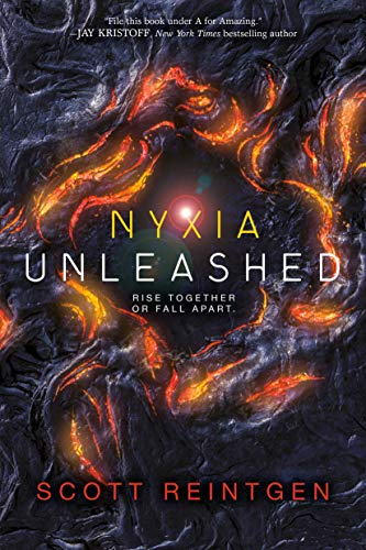 Nyxia Unleashed (The Nyxia Triad)