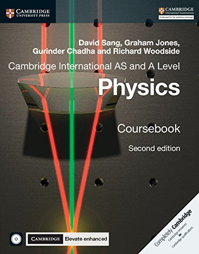 Cambridge International AS and A Level Physics Coursebook with CD-ROM and Cambridge Elevate Enhanced Edition (2 Years)