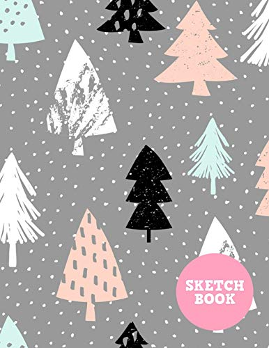 Sketch Book: Cute Note Pad for Drawing, Writing, Painting, Sketching or Doodling - Art Supplies for Kids, Boys, Girls, Teens Who Wants to Learn How to Draw - Vol. 0002