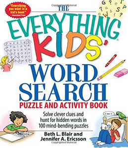 The Everything Kids Word Search Puzzle and Activity Book