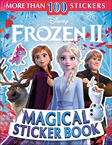 Disney Frozen 2 Magical Sticker Book (Ultimate Sticker Book)