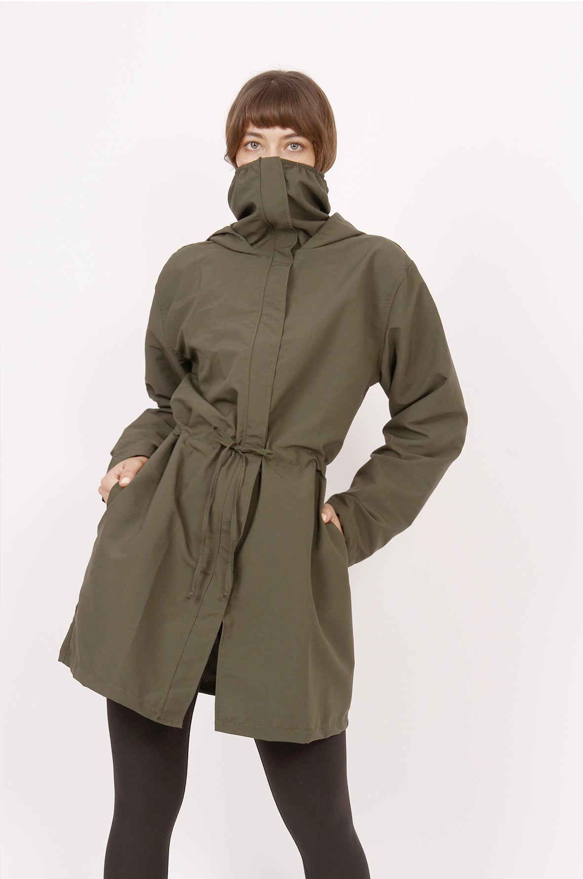 Connect Militar Jacket