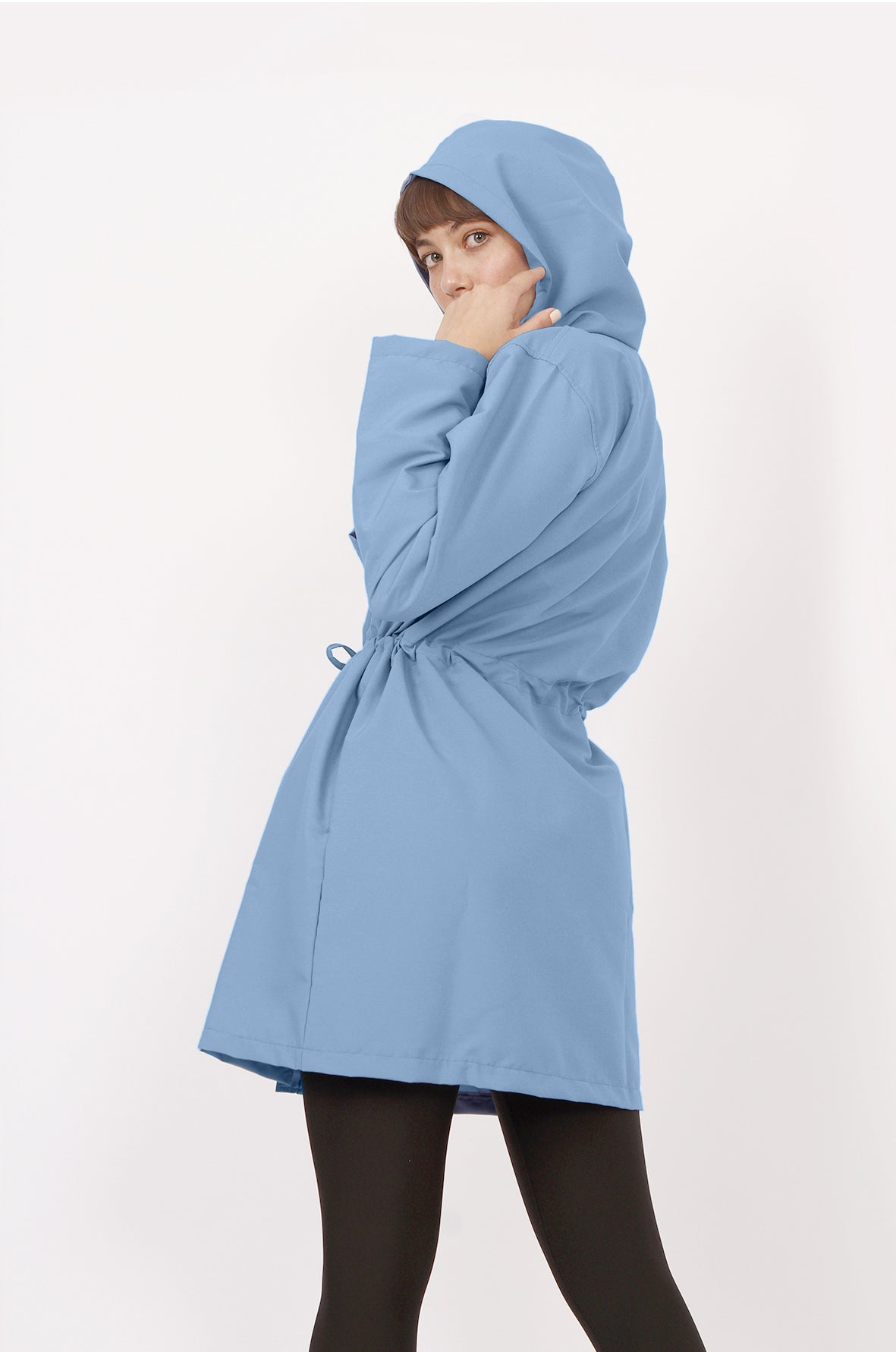 Connect Sky Blue Jacket