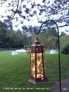 Vintage-Style Mix & Match Lanterns: Set of 42