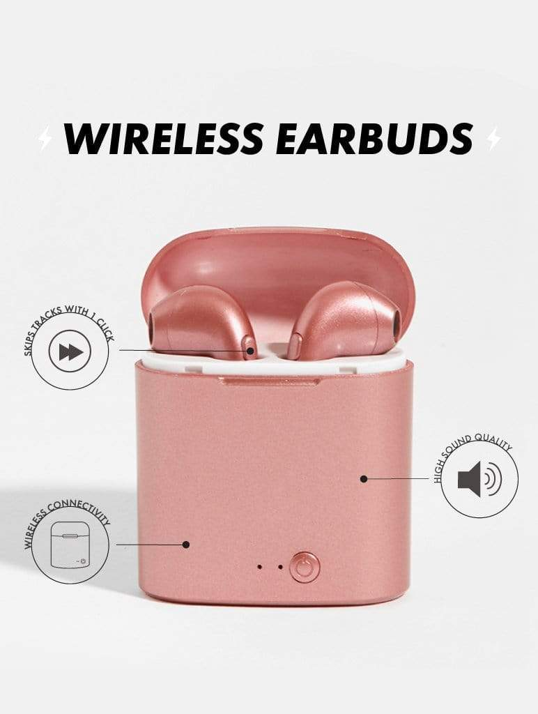 Empire: Blush Wireless Earbuds - Classier