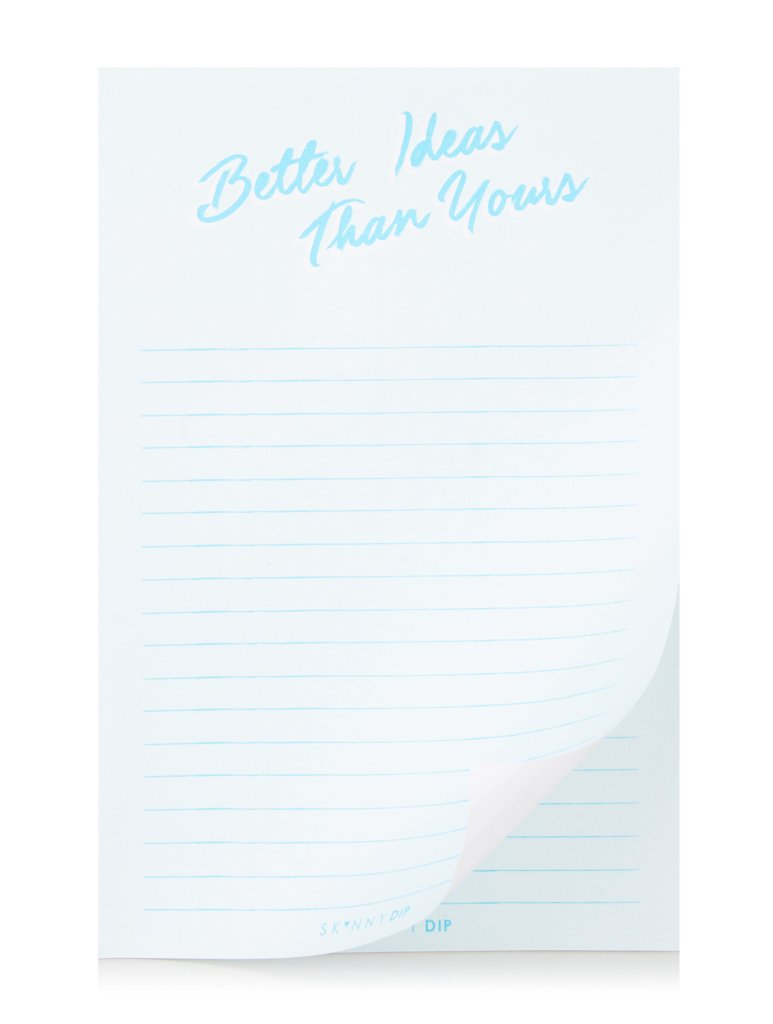 Empire: Better Ideas Than Yours List Pad - Classier