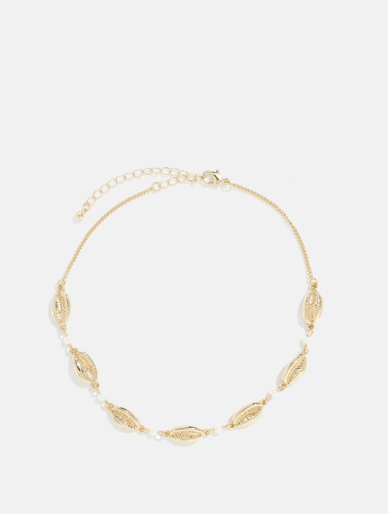 Empire: Cowry Choker Necklace - Classier
