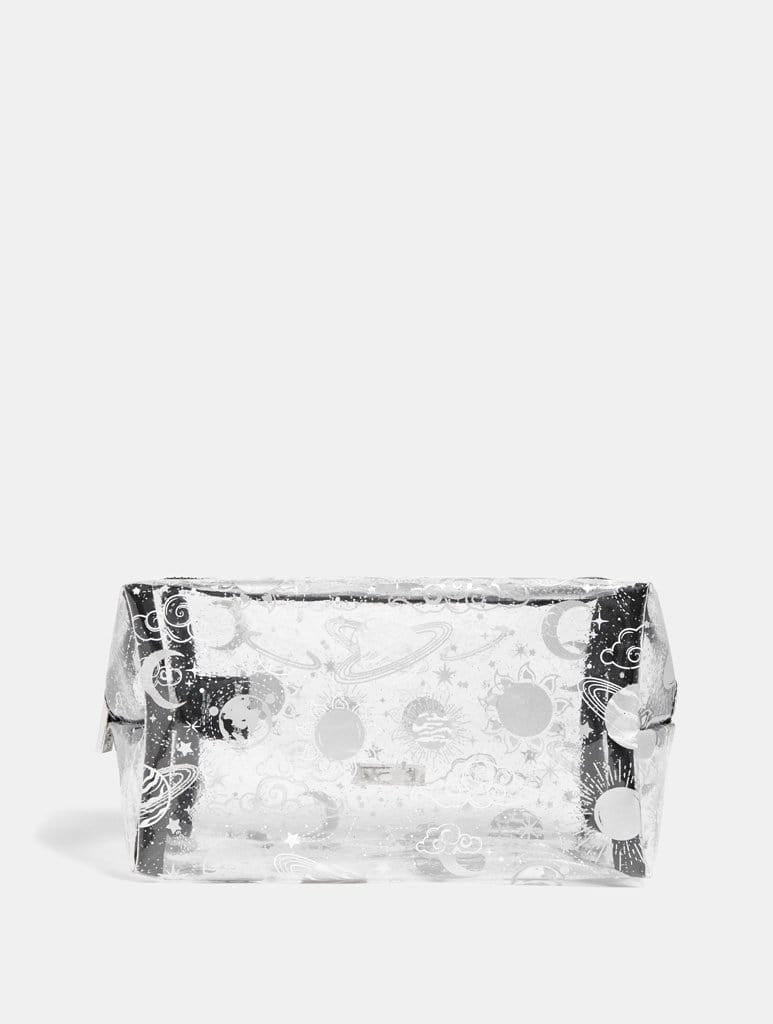 Empire: Silver Galaxy Makeup Bag - Classier