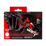 Harrows Wolfram Infinity 97% Tungsten Steeldarts