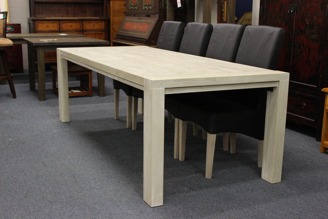 TNC Extension Dining Table 1.9 m- 2.4 m