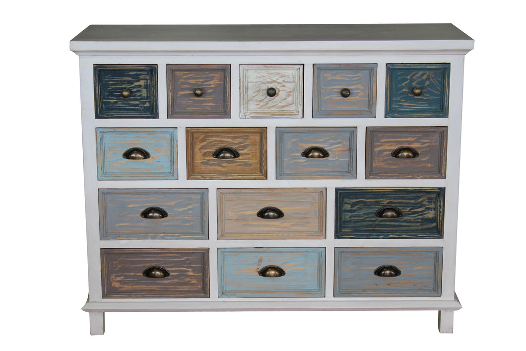 TNC 15 Drawers Chest