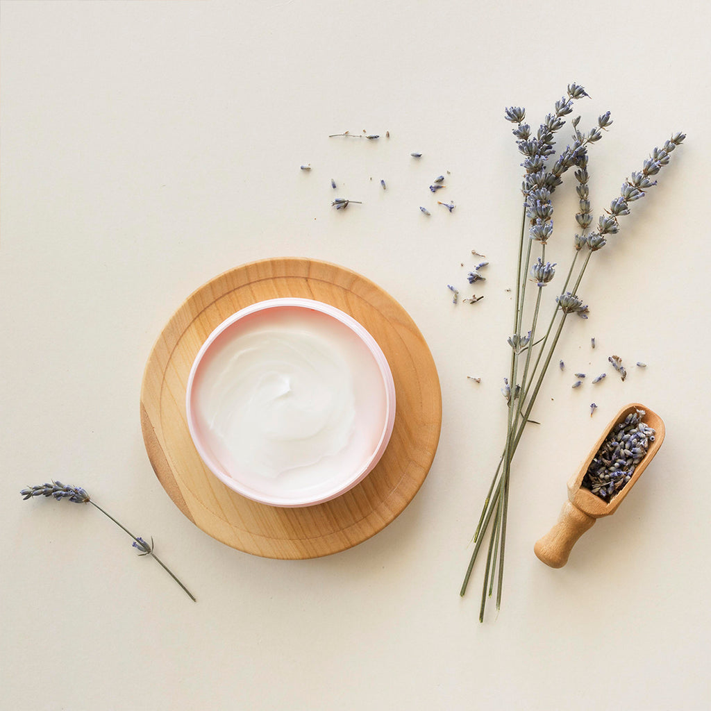 LAVENDER OATMEAL MOISTURIZER WITH SPF