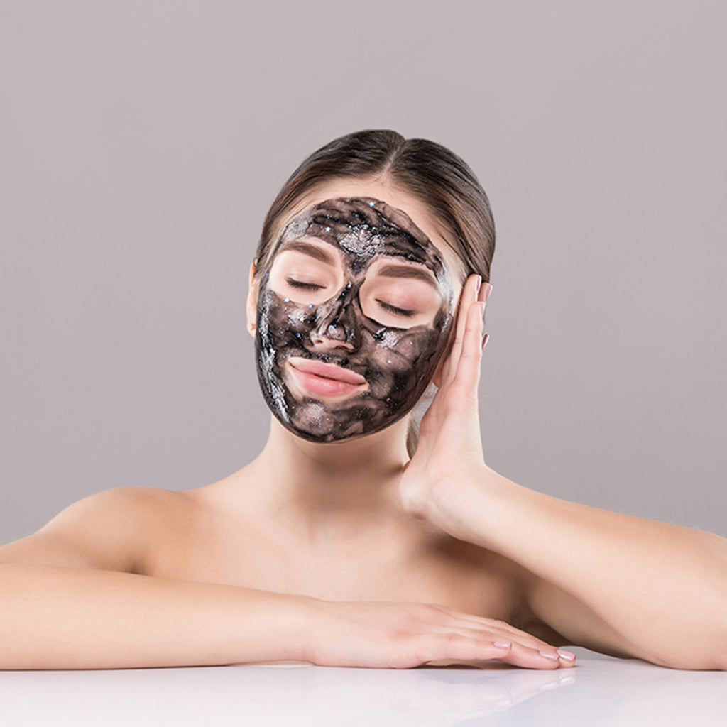 CHARCOAL MOULD MASKS AND ITS EFFECTS