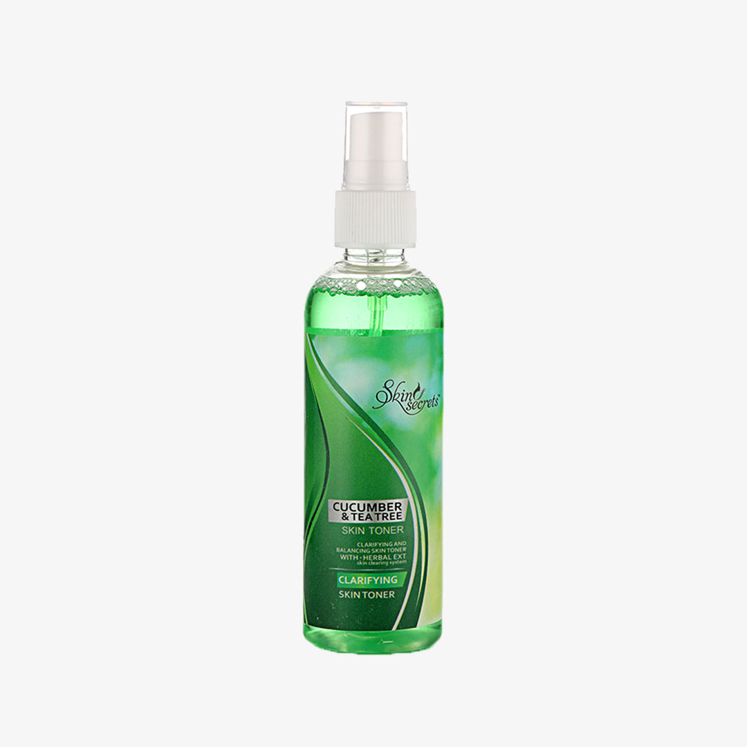 Cucumber & Tea Tree Skin Toner