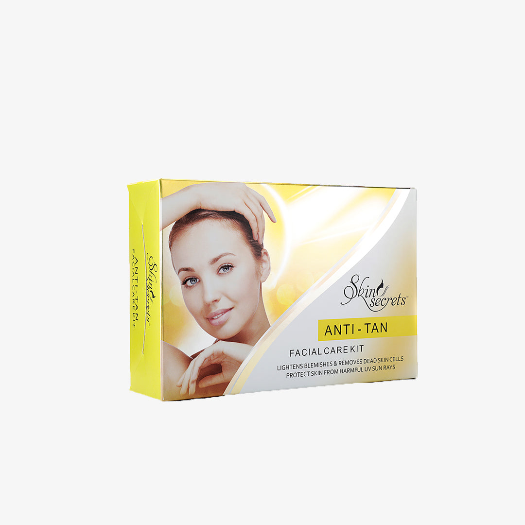 Anti-Tan Facial kit