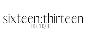 Sixteen:Thirteen Boutique
